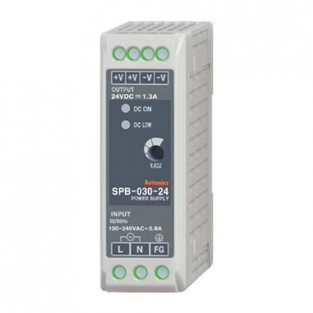 Napajanje SPB-030-24 24V/30W, 1,3A, LED indikacija, 100-240Vac 50/60Hz, IP20 Autonics