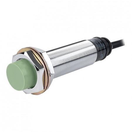 Induktivni senzor PRL18-8DN, M18x80mm, NPN NO, Sn=8mm, kabal l=2m, 3-žični 12-24Vdc, IP67 Autonics