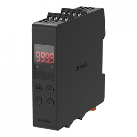 Termoregulator TR1D-14RR,disp.7 seg-4 cifre,22.5x100mm,2 alarma,CT,relejni,100-240Vac Autonics