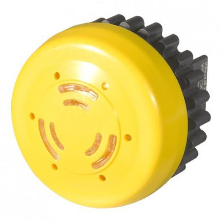 Zujalica B2PB-B1D, sa zelenom LED indikacijom, fi22/25mm, 98±8dB(0.1m), 0.6W, 12-24Vdc IP65 Autonics