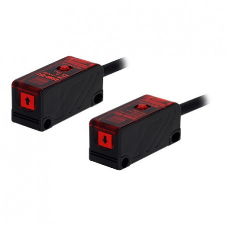 Foto-senzor BYS500-TDT1,2, NPN,NC,500mm,12-24Vdc, četvrtasti, izlaz tranzistorski IP50 Autonics