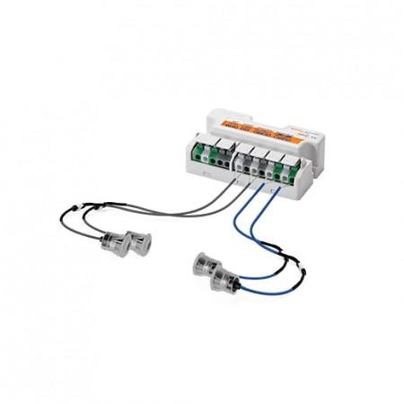 Senzor za vrata ADS-SE2,2-kanalni,Sn=0-10m,through-beam,5m,izlaz relejni,12-24Vac/dc IP30 Autonics