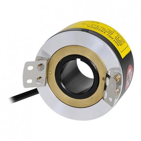 Inkrementalni enkoder E80H30-1024-6-L-24, fi80mm, 1024 impulsa, AABBZZ,12-24Vdc, IP50 Autonics