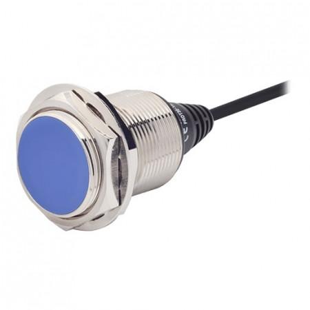 Induktivni senzor PRD30-15DP, M30x62mm, PNP NO,Sn=15mm, kabal l=2m, 3-žični 12-24Vdc, IP67 Autonics