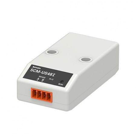 Komunikacioni konvertor SCM-US48I, RS485-USB,1200~115200bps, USB napajanje 5Vdc Autonics
