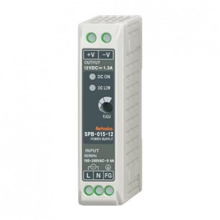 Napajanje SPB-015-12 12V/15W,1,3A, LED indikacija, 100-240Vac, 50/60Hz,IP20 Autonics