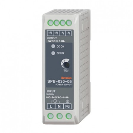 Napajanje SPB-030-05 5V/25W, 5A, LED indikacija, 100-240Vac 50/60Hz, IP20 Autonics