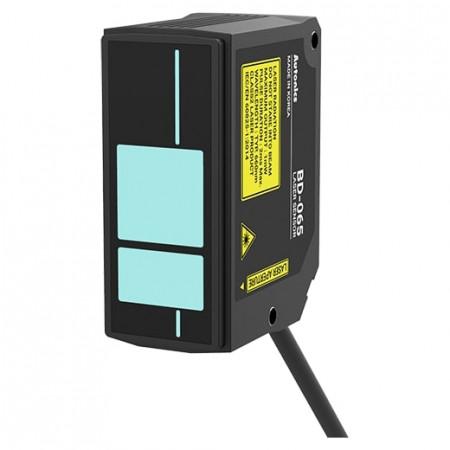 Senzor pomeraja BD-065,linearni,laserski,Sn=65mm(50-80mm),diffuse-reflection,konektor, IP67 Autonics