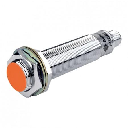 Induktivni senzor PRCML18-5DP,M18x86.8mm,PNP NO,Sn=5mm,konektor 4-pina M12x1,12-24Vdc, IP67 Autonics