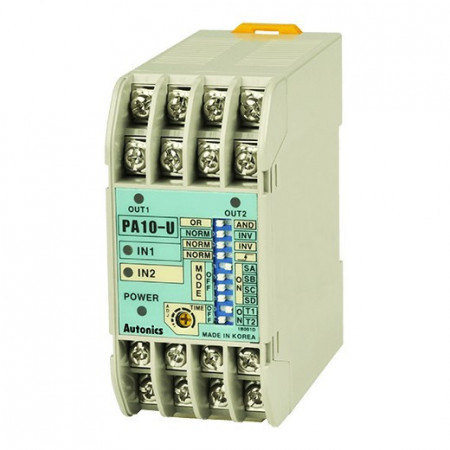 Senzor kontroler PA10-U,2 NPN ulaza,NO/NC,multifunkcionalan,sa tajmerom, 100-240Vac Autonics