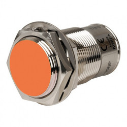 Induktivni senzor PRCM30-10DP,M30x63.8mm,PNP NO,Sn=10mm,konektor 4-pina M12x1,12-24Vdc,IP67 Autonics