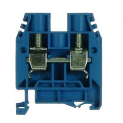 Redna stezaljka, CBI04, 0.2-6 mm2, PLAVA, tip CBC.4(EX)I Cabur