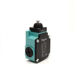 Pozicioni prekidač L2K13PUM211, sa dugmencetom, 1NO+1NC, metalno kućište, 3A 240V IP65 Emas