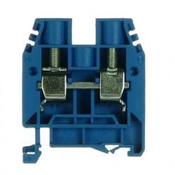 Redna stezaljka, CBI06, 0.2-10 mm2, PLAVA, tip CBC.6(EX)I Cabur