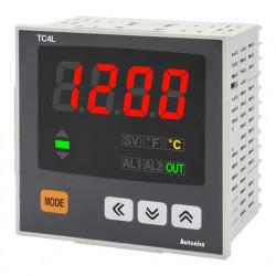 Termoregulator TC4L-14R,disp.LED,1 red-4 cifr,96x96mm,alarm,PID,relejni/SSR,100-240Vac IP65 Autonics