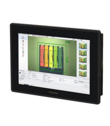 Industrijski PC APC-1011,LCD, Win.10, mSATA 64GB SSD, DD3L 4GB, 24Vdc, IP65 Autonics