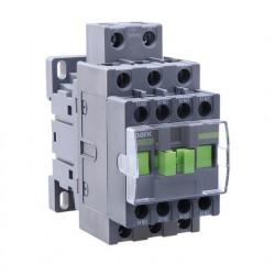 Kontaktor Ex9C 3P11, 1NO+1NC 12A 24Vac Noark