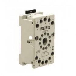 Podnožje RS1P11H1, 11-pina, 10A, 250Vac IP40 Emas