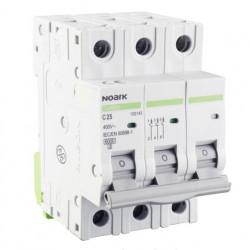 Automatski osigurač 6 kA, Ex9BN 3P C25 Noark