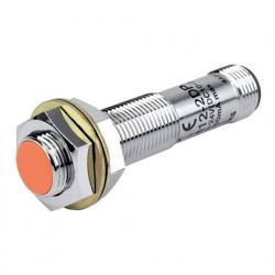 Induktivni senzor PRCM12-2DP,M12x55.8mm, PNP NO,Sn=2mm,konektor 4-pina M12x1,12-24Vdc, IP67 Autonics
