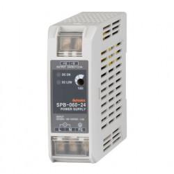 Napajanje SPB-060-24 24V/60W, 2,5A, LED indikacija, 100-240Vac 50/60Hz, IP20 Autonics