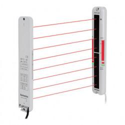 Prostorni senzor BWP20-20P,HSn380/H430mm,PNP NO/NC,Sn=0.1-5m,through-beam,3m,12-24Vdc IP40 Autonics