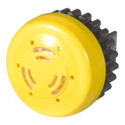 Zujalica B2PB-B1D, fi22/25mm, sa zelenom LED indikacijom, 98±8dB(0.1m), 0.6W, 12-24Vdc IP65 Autonics