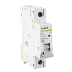 Automatski osigurač 6 kA, Ex9BN 1P C40 Noark
