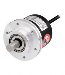 Inkrementalni enkoder E58SC10-100-3-T-24, fi58mm,100 impulsa, ABZ,12-24Vdc, IP50 Autonics