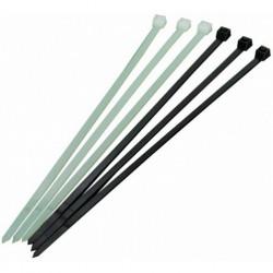 Vezica COBRA 200x2.5 mm crna 1/100 Cieffeplast
