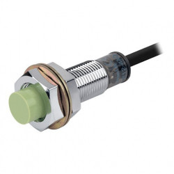 Induktivni senzor PR12-4AO, M12x63mm, NO, Sn=4mm, kabal l=2m, 2-žični 90-250Vac, IP67 Autonics