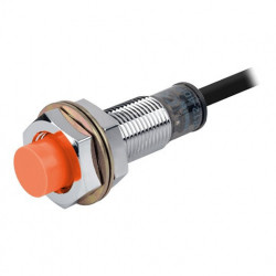 Induktivni senzor PR12-4DP, M12, PNP NO, osetljivost 4mm, 12-24Vdc, IP67 Autonics