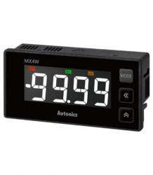 Panelmetar MX4W-V-F2,LCD 12 seg-4 d,96x48mm,merenje(DC/AC napon,frek.),PNP,24-240Vdc/Vac Autonics