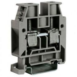 Redna stezaljka, CBC16GR, 0.5-25 mm2, SIVA, tip CBC.16/GR Cabur
