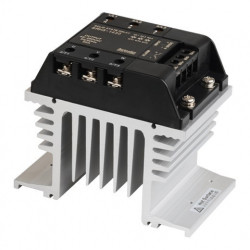 Solid State Relay SRH3-1430,integrisani hladnjak,3-fazni,ulaz 4-30Vdc,izlaz 48-480Vac,30A Autonics