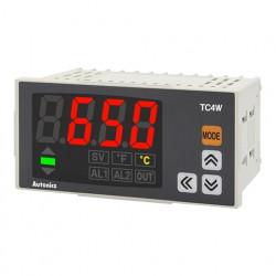 Termoregulator TC4W-N2N,disp.LED,1 red-4cifr,96x48mm,PID,indikacija,24Vac,24-48Vdc IP65 Autonics