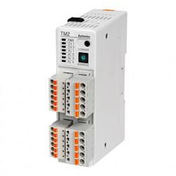 Termoregulator TM2-42CB, 2 kanala, strujni, 2 digitalna, SSR, RS485, 24Vdc Autonics