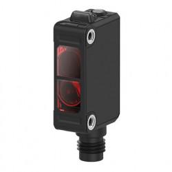 Foto-senzor BJX3M-PDT-C-P, PNP,NO/NC,Sn=3m,retro-reflective,konektor M8x1,10-30Vdc, IP65 Autonics