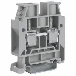 Redna stezaljka, CBC35GR, 2.5-50 mm2, SIVA, tip CBC.35/GR Cabur