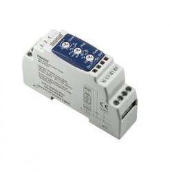 Tajmer multifunkcionalni analogni RR3ZTC01, 24Vac/dc-220Va 1CO, 0.06-30hr, 10A/250Vac 50Hz IP20 Emas