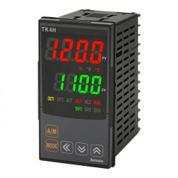Termoregulator TK4H-B4SR disp.2 reda,4 cifre,1 alarm,RS485, SSR, relejni,100-240Vac IP65 Autonics