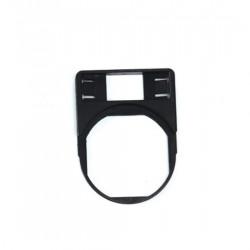 Nosač oznake za tastere BROZET18, ugradnja na fi22mm, 18mm Emas