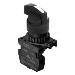 Prekidač dvopoložajni S2SR-S4WAM 0-1 45°, sa produženom ručicom IP52 Autonics
