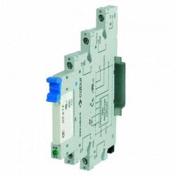 "Relej X766847, špulna 230Vac, SPDT NO/NC, 250Vac 6A, LED, DIN ""Cabur"""