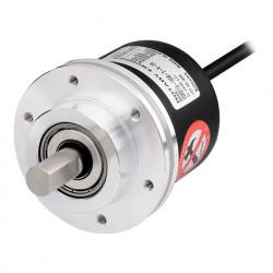 Inkrementalni enkoder E58SC10-5000-6-L-5, fi58mm,5000 impulsa, AABBZZ, 5Vdc, IP50 Autonics