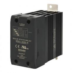 Solid State Relay SRH1-A230-N,integrisan hladnjak,1-fazni,ulaz 4-20mA,izlaz 100-240Vac,30A Autonics