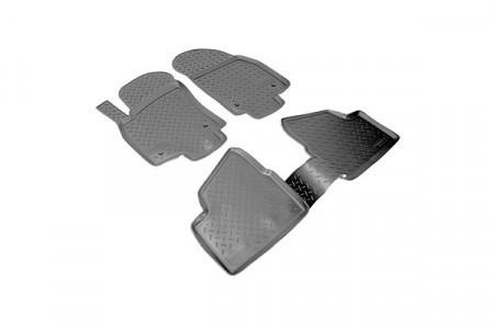 SET COVORASE AUTO CAUCIUC FIT OPEL ASTRA H (HB, WAG) (2004-2009) - 5 PCS