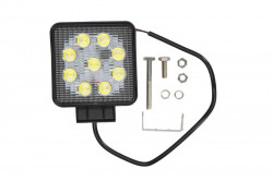 Proiector Working lamp (LED, 12/24/30V, 27W, 1800lm)