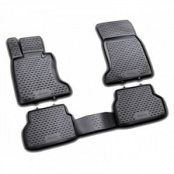 Set covorase negre Ford Focus II 2004->