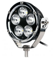 Proiector rotund LED lamp, cree led 50W, voltage: 12/24/30V